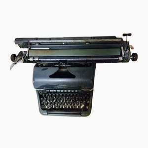 Vintage Typewriter from Olympia Werke AG, 1959