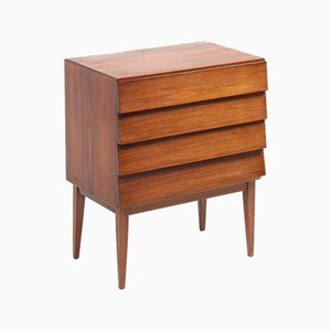 Danish Rosewood Chest of Drawers, 1950s