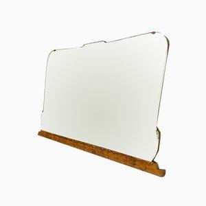 Italienischer Vintage Spiegel, 1950er
