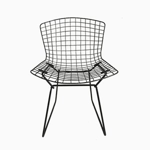 Sedie vintage di Harry Bertoia per Knoll International, anni '60, set di 4