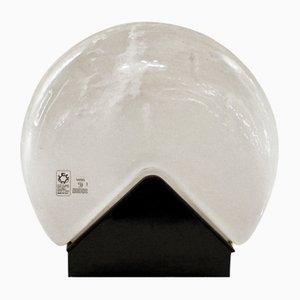 Lámpara de mesa de Roberto Pamio para Leucos, años 80