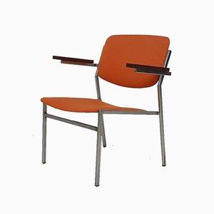 Moderner niederländischer Armlehnstuhl, 1960er