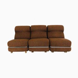 Modulare Vintage Sessel, 3er Set