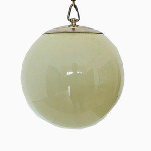 Lampe à Suspension Vintage en Métal, 1940s