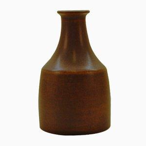 Hand Thrown Triller Vase from Tobo, 1950s