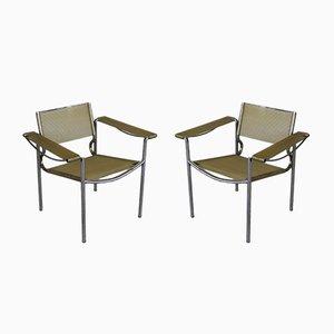Spaghetti Stühle von Giandomenico Belotti für Alias, 1980er, 2er Set