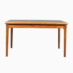 Danish Rosewood Extendable Dining Table by Henning Kjærnulf for Vejle Moebelfabrik, 1960s