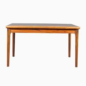 Danish Rosewood Extendable Dining Table by Henning Kjærnulf for Vejle Moebelfabrik, 1960s
