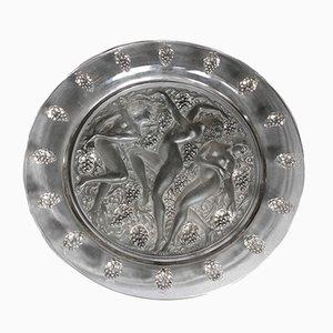 Cote d'Or Schale von Rene Lalique, 1943