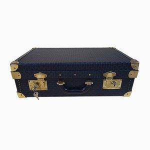 Vintage Modell R1305 Koffer mit Ledermantel