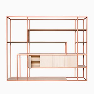 Celeste Shelving Unit by Johanenlies