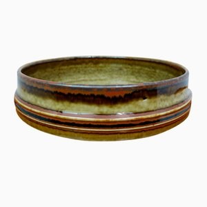 Cuenco cerámica de Rostrand, años 70