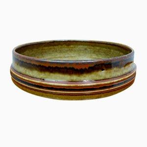 Schale aus Keramik von Rostrand, 1970er