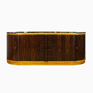 Art Deco French Sideboard by Jean Fauré, 1930s