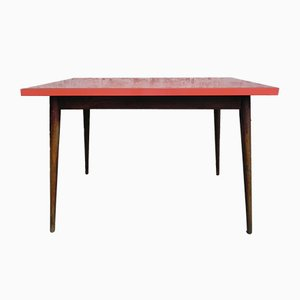 Table de Salle à Manger Mid-Century, France, 1950s