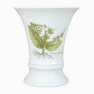 Deutsche Vintage Vase von Fürstenberg Porzellan, 1980er