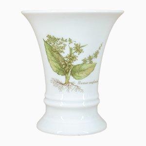Vaso vintage di Fürstenberg Porzellan, Germania, anni '80
