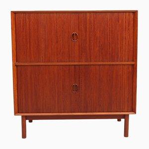 Mueble de Peter Hvidt & Orla Mølgaard-Nielsen para Søborg, años 50
