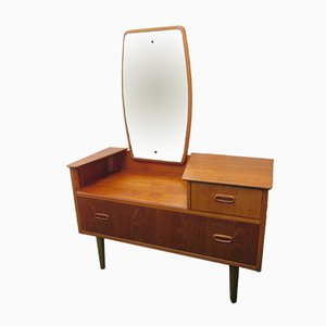 Mid-Century British Dressing Table, 1970s