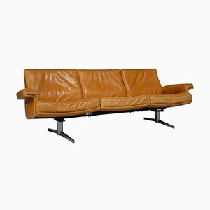 Vintage DS 35 Leather Sofa from de Sede