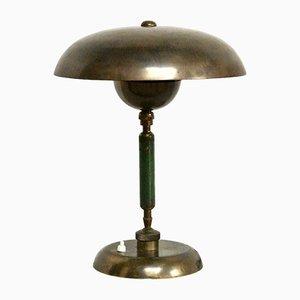 Italienische Schreibtischlampe, 1940er