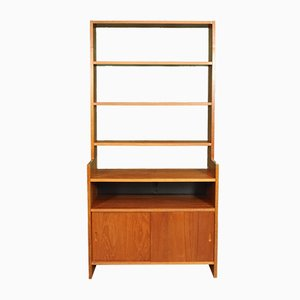 Vintage Teak Bookcase by Poul Cadovius for KLM