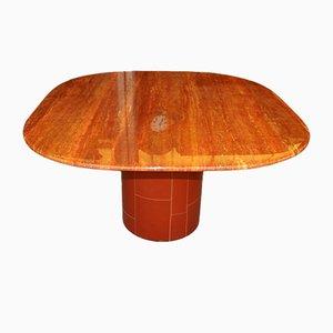 Table de Salle à Manger Vintage par Tobia & Afra Scarpa pour B&B Italia