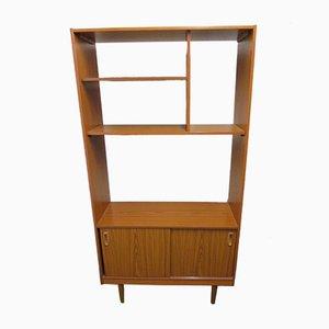 Librería o biombo vintage de formica