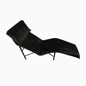 Chaise Lounge de escay de Tord Björklund para Ikea, años 80
