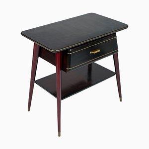Table Console Mid-Century en Acajou par Ico & Luisa Parisi