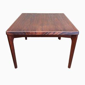 Table d'Appoint en Palissandre par Henning Kjærnulf pour Vejle Mobelfabrik, 1960s