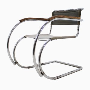 MR 534 / MR 20 Chair by Mies van der Rohe for Mücke Melder, 1930s