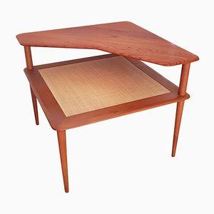 Table Basse Minerva par Peter Hvidt & Orla Mølgaard pour France & Søn, 1960s