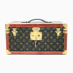 Beauty case vintage di Louis Vuitton, anni '60