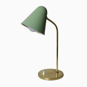 Lámpara de escritorio de Jacques Biny para Luminalite, años 50