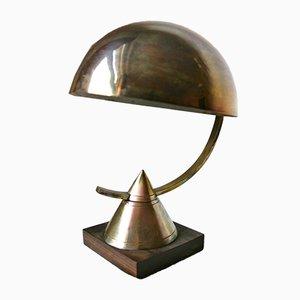 Lámpara de mesa modernista, años 30
