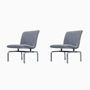 Dänische Sessel von Bondo Gravesen, 1970er, 2er Set