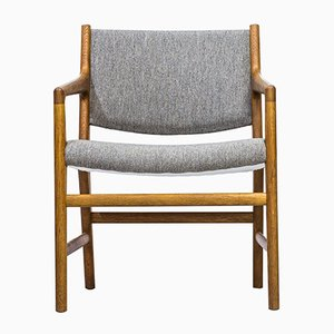 JH507 Armchair by Hans J. Wegner for Carl Hansen & Søn, 1950s