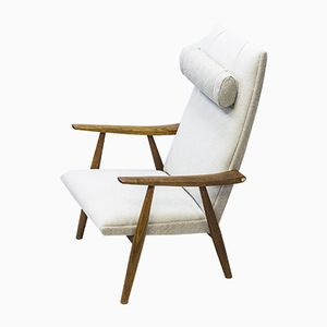 GE-260 Sessel von Hans J. Wegner für Getama, 1960er