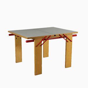 Table Extensible par Stefano Stefani pour Pallucco, 1980s