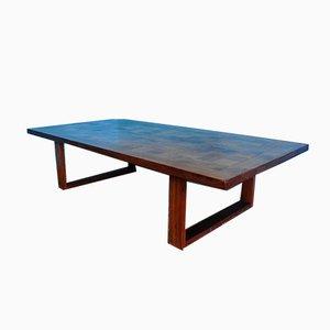 Table Basse Mid-Century par Poul Cadovious pour Cado, Danemark, 1960s