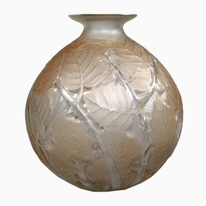 Milan Vase by Rene Lalique, 1929
