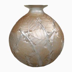 Vase Milan par Rene Lalique, 1929