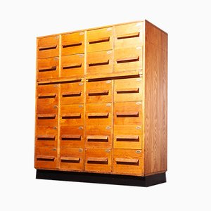 Large Oak Chest Of Drawers, 1950s