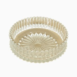 Lead Crystal Bowl from Walther Glas, 1960s