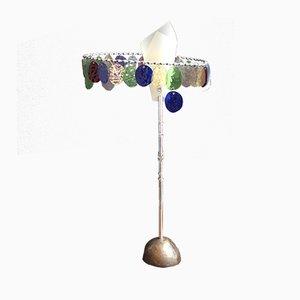Lampada da tavolo Milano Torino di Toni Codero per Artemide, anni '80