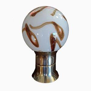 Skandinavische Tischlampe von Hemi, 1970er