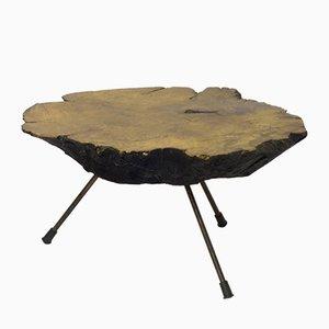 Tavolo creato da un tronco di Carl Auböck, 1953