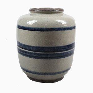 Mid-Century Art Pottery Vase by Meindert Zaalberg