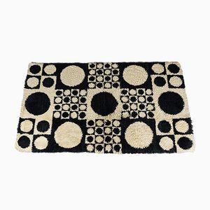 Teppich mit geometrischem Muster von Verner Panton für Unika Væv, 1960er